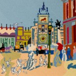 Ruth Goldfield, St. Marks Square in Venice