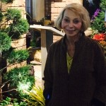 Ann Swartz at The Philadelphia Flower Show 2016