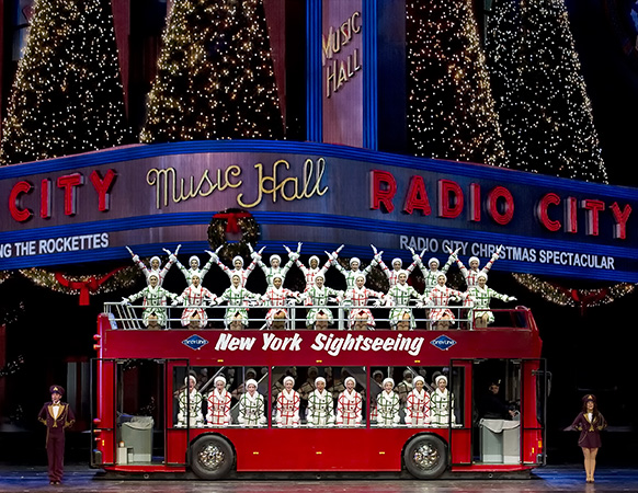 dee levin summarized the trip perfectly good food good company great show and a wonderful day in new york city - Rockettes Christmas Show