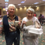 Barbara won the nice wallet from Michael Kors. Pearl won a beautiful wristlet from Coach! Congratulations!