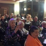 We had a great turnout for the event.