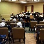 Watermark Resident Players performing.