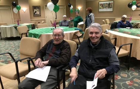 Fly Eagles Fly! 2018 Watermark Super Bowl Party!