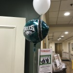 Eagles balloon!