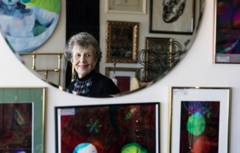 Resident Myrna Bloom – In the news again!