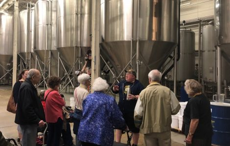 Guide to Beer Road Trip! Brewery Tourand Tasting at Yards Brewing Company