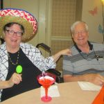 Dr. Elbert and Martha Magoon are always willing to pose for a picture.