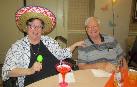 Mexican Fiesta at The Watermark