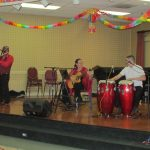 Magdaliz and her trio Crisol