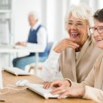 Our residents love to learn about new technology