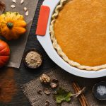 Who doesn't love a pumpkin pie?